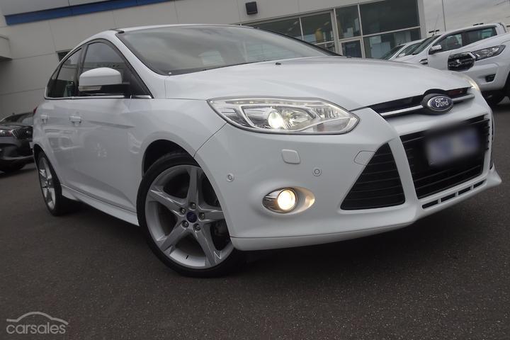 Ford Focus White Cars For Sale In Australia Carsales Com Au