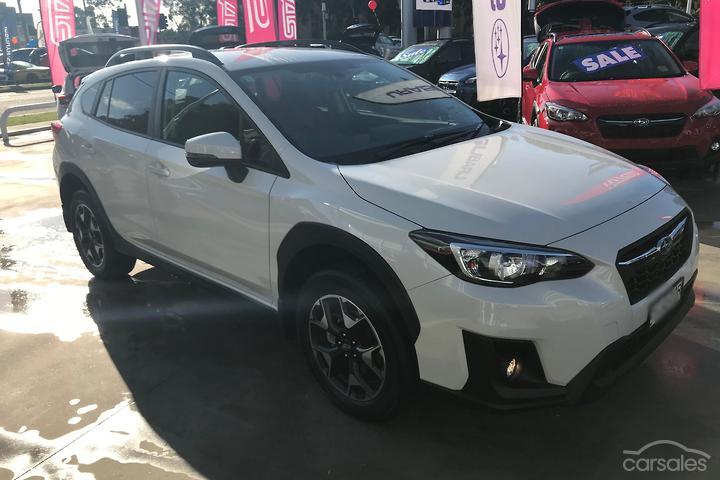 Subaru Xv White Cars For Sale In Australia Carsales Com Au
