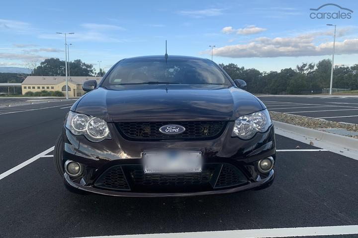 Ford Falcon Ute Xr6 Turbo Purple Car For Sale In Australia Carsales Com Au