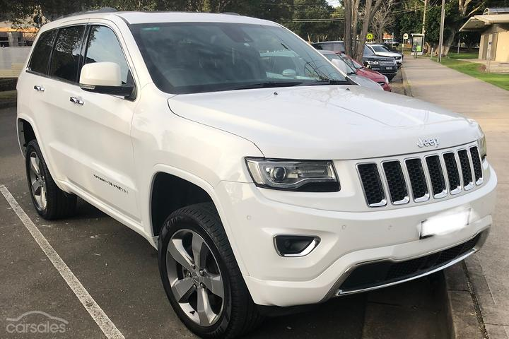 Jeep Grand Cherokee Overland Cars For Sale In New South Wales