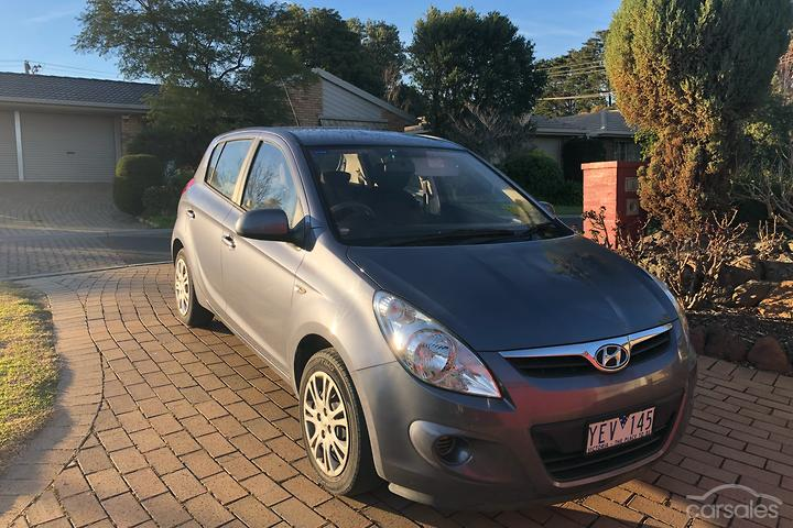 Hyundai I20 Cars For Sale In Victoria Carsalescomau