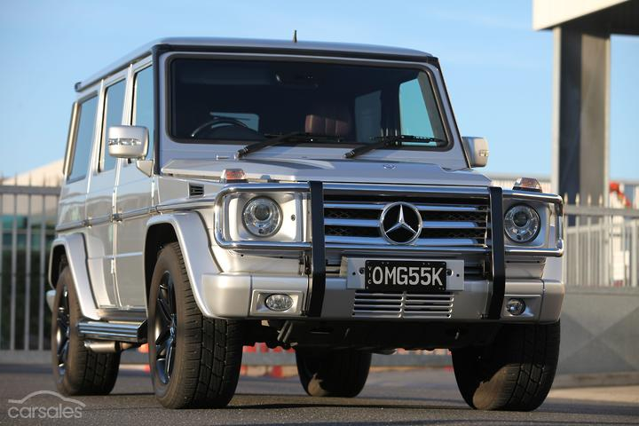 Mercedes-Benz G Class cars for sale in Australia - carsales com au
