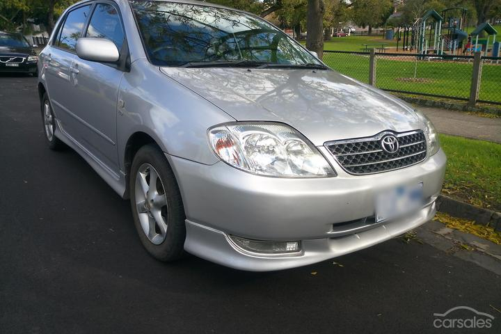 Toyota Corolla Levin ZZE122R cars for sale in Australia