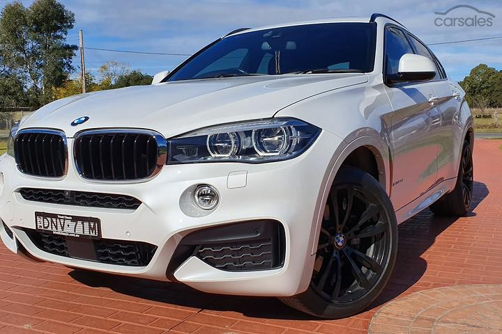 Bmw X6 Cars For Sale In Australia Carsales Com Au