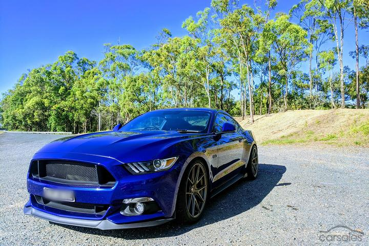 Ford Mustang Cars For Sale In Queensland Carsales Com Au