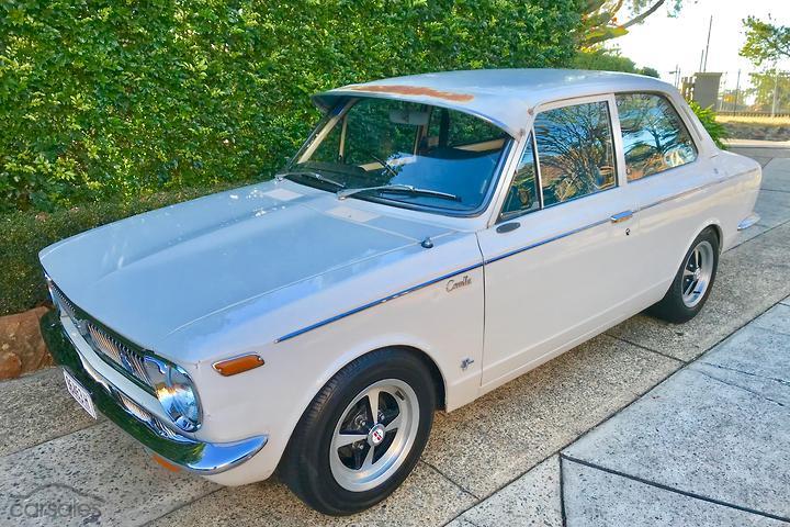 Toyota Corolla Aspirated 2 Door car for sale in Australia