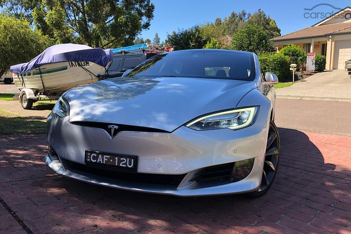 Tesla Model S 100D car for sale in Australia - carsales com au