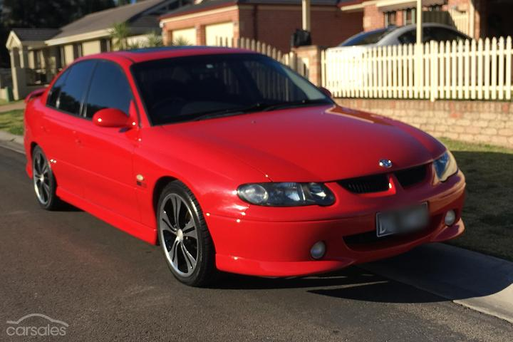 Holden Commodore SS VX cars for sale in Australia - carsales