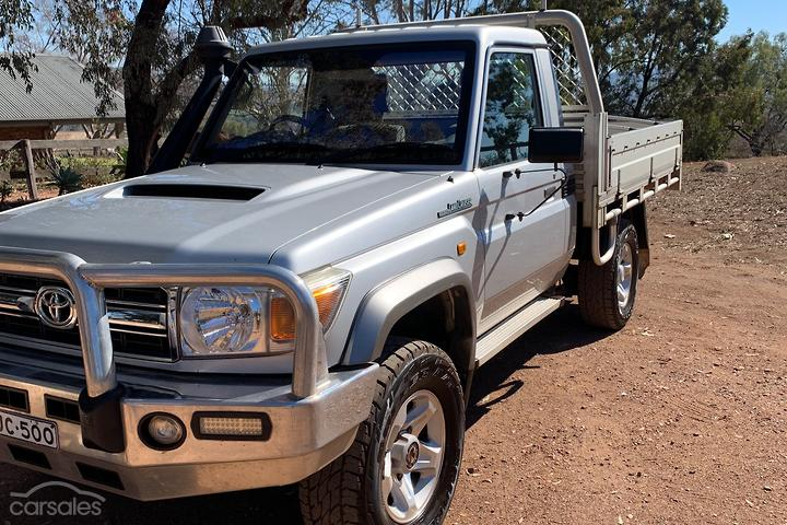 Toyota Landcruiser cars for sale in Hunter-Newcastle, New