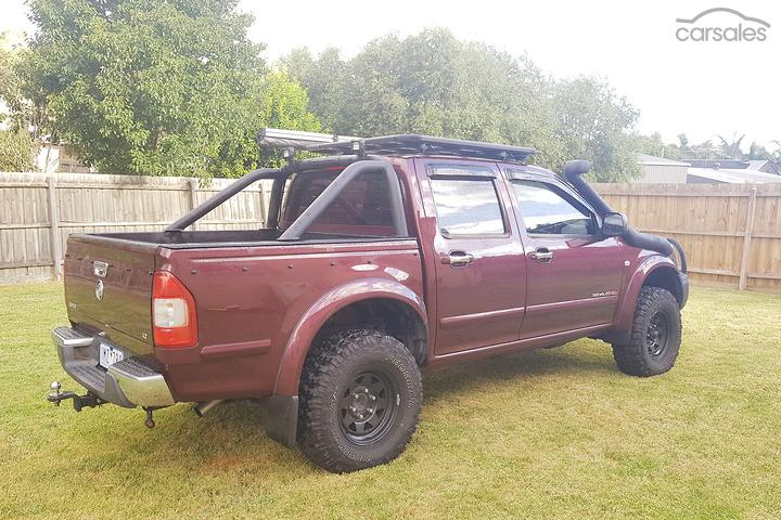 Holden Rodeo Maroon cars for sale in Australia - carsales com au