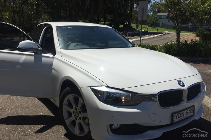 Bmw 3 Series 320d Luxury Line White Cars For Sale In