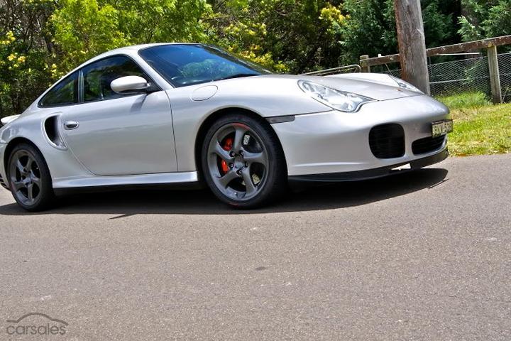Porsche 911 Turbo Manual Cars For Sale In Australia