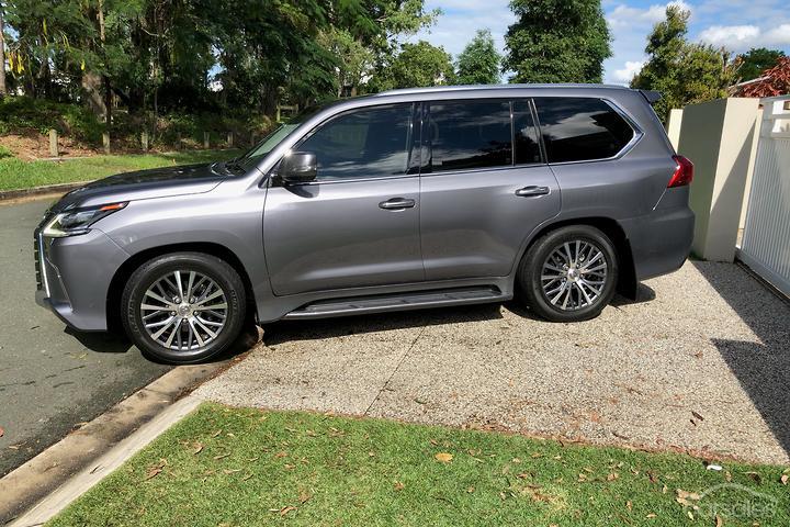 Lexus LX570 cars for sale in Australia - carsales com au