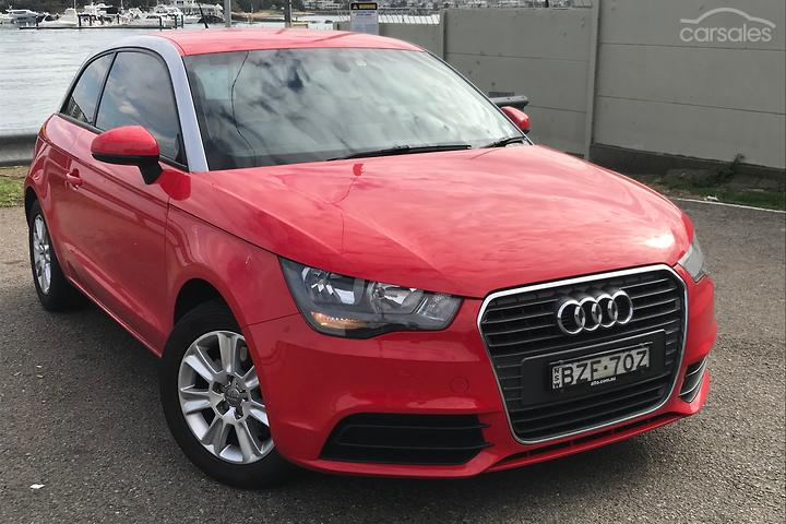 Audi A1 3 Door Cars For Sale In New South Wales Carsales Com Au