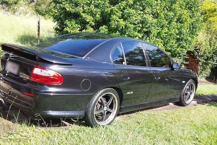 Holden Commodore SS VX II cars for sale in Australia