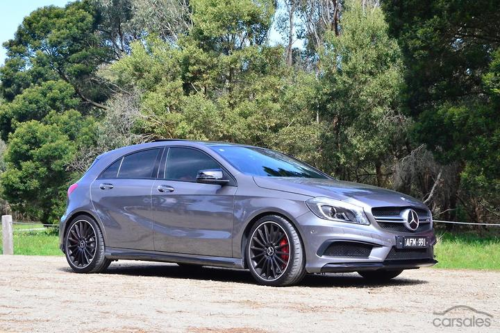 Mercedes Benz A45 Amg Cars For Sale In Australia Carsales Com Au