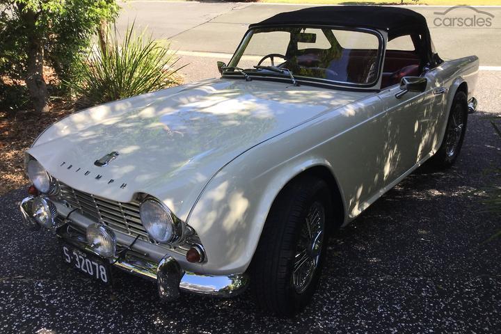 Triumph TR4 cars for sale in Australia - carsales com au