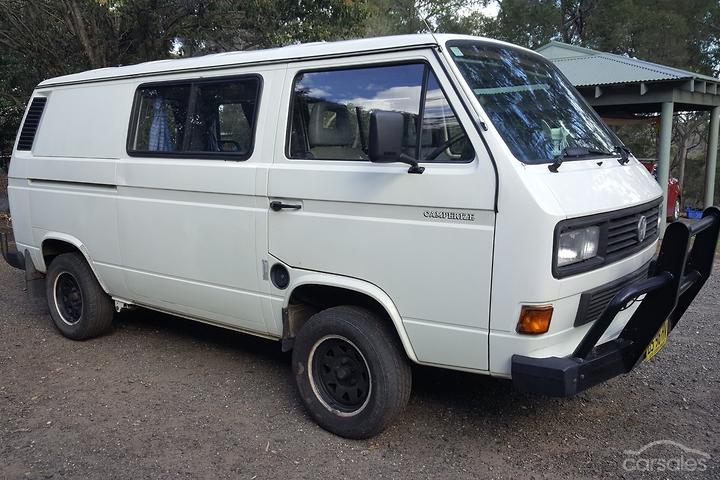 Volkswagen Transporter T3 cars for sale in Australia