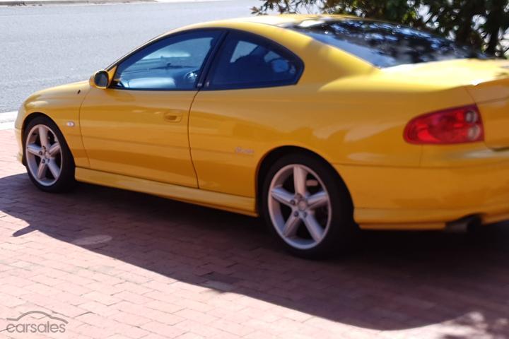 Holden Monaro cars for sale in Australia - carsales com au
