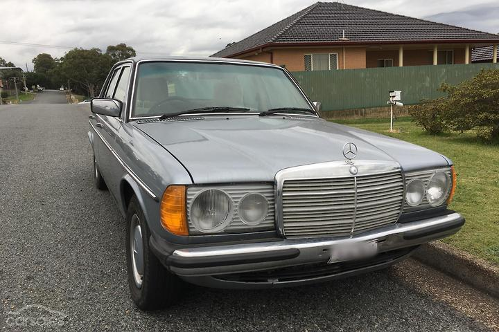 Mercedes-Benz 300D W123 cars for sale in Australia - carsales com au