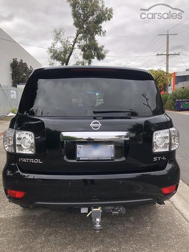 Nissan Patrol Black cars for sale in Australia - carsales com au