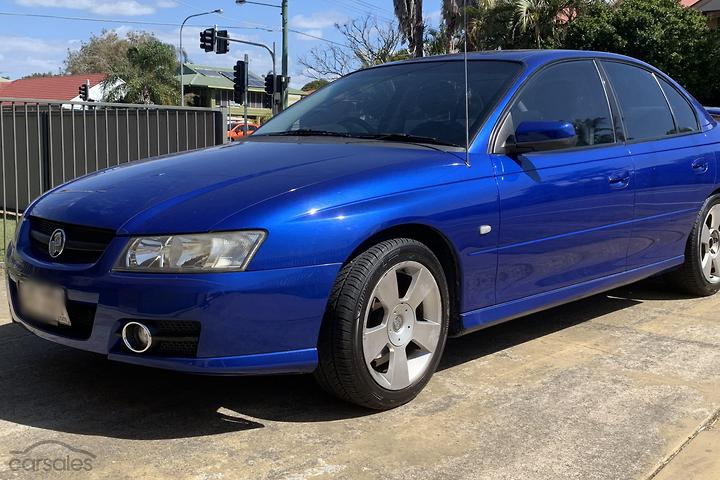 Holden Commodore VZ cars for sale in Australia - carsales com au