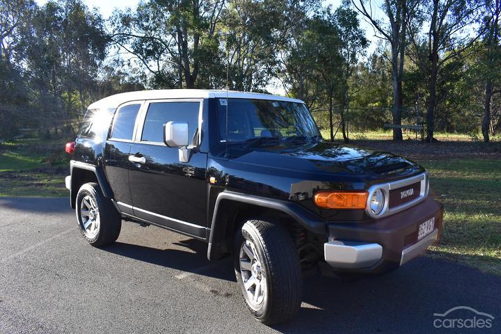 Toyota FJ Cruiser cars for sale in Australia - carsales com au
