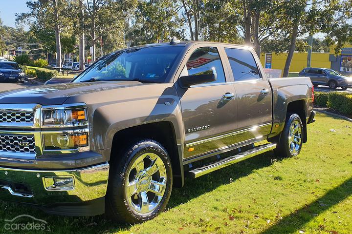 Chevrolet Silverado cars for sale in Australia - carsales com au