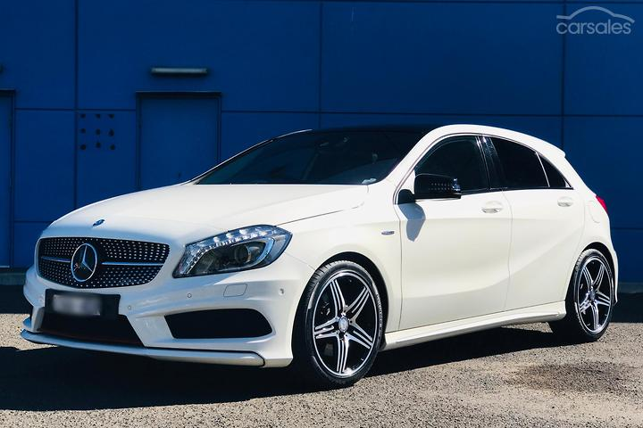 Mercedes-Benz A250 cars for sale in Australia - carsales com au