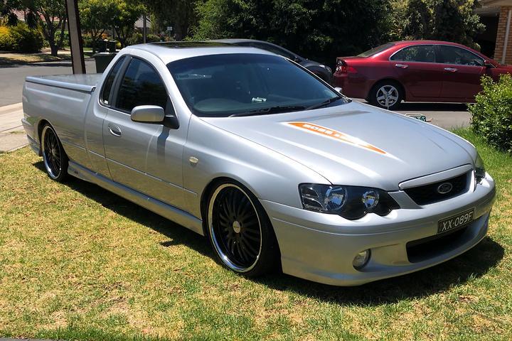 Ford Falcon Ute Ba Mk Ii Cars For Sale In Australia Carsales Com Au