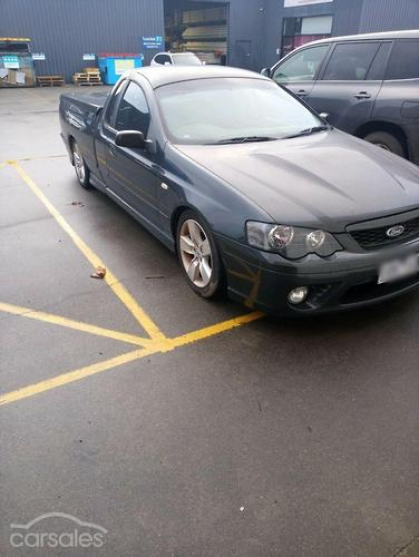 Ford Falcon Ute Bf Cars For Sale In Victoria Carsales Com Au