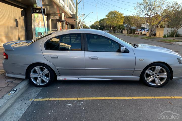 Ford Falcon BF cars for sale in Australia - carsales com au