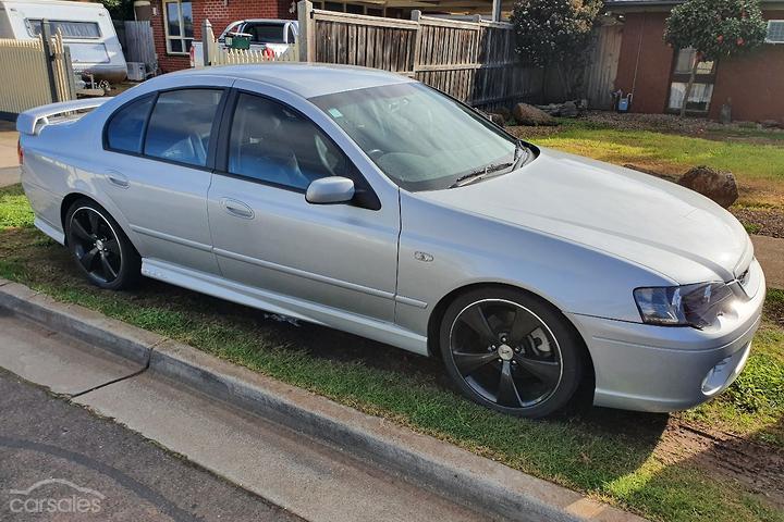 Ford Falcon Xr6 Turbo Cars For Sale In Australia Carsales Com Au