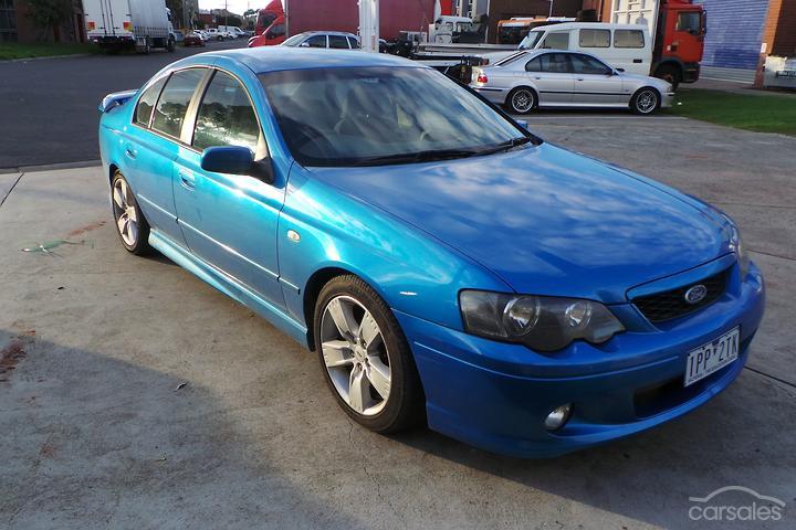 Ford Falcon XR6 Turbo BA cars for sale in Australia - carsales com au