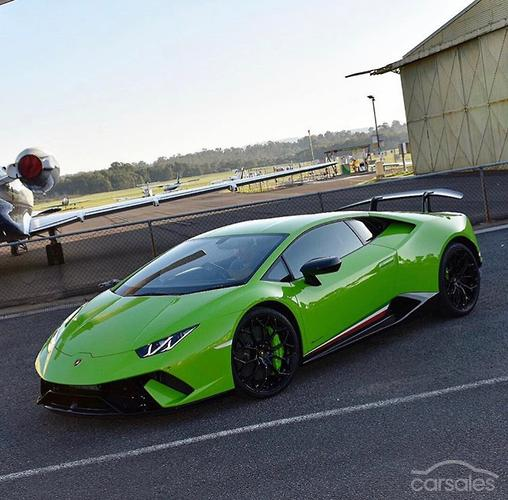 Lamborghini Green cars for sale in Australia , carsales.com.au