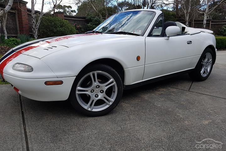 Mazda MX-5 NA Series 1 cars for sale in Australia - carsales com au