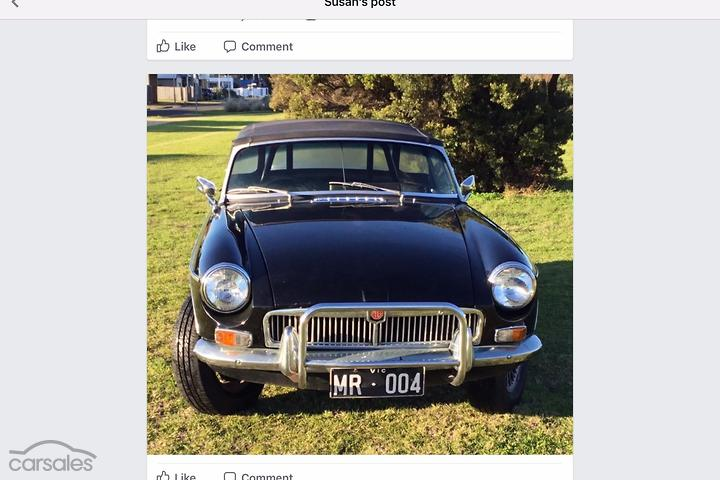 MG B cars for sale in Australia - carsales com au