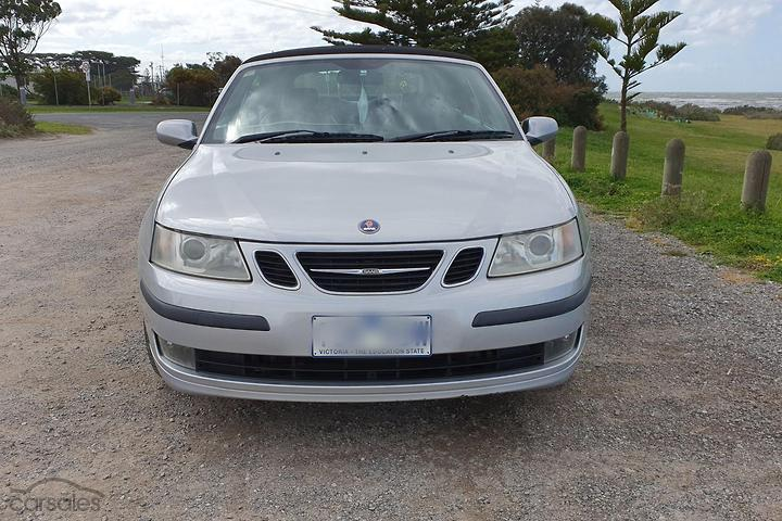 Saab Convertible Cars For Sale In Victoria Carsales Com Au