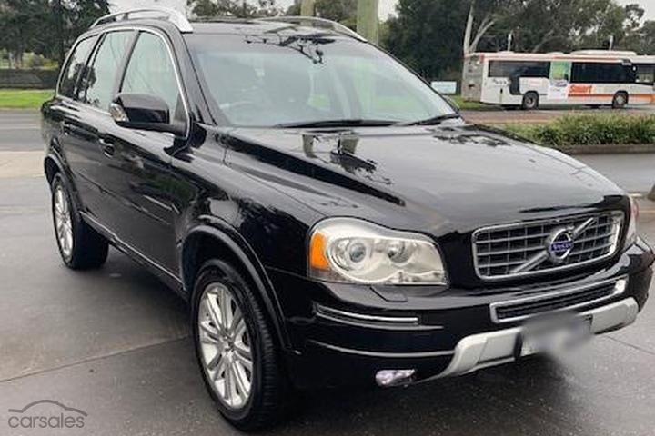 Volvo XC90 D5 Executive cars for sale in Australia - carsales com au
