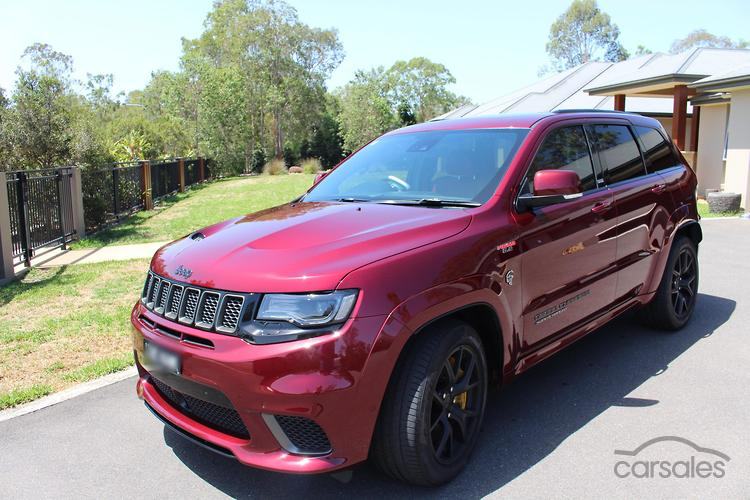 Jeep Grand Cherokee Trackhawk Cars For Sale In Brisbane Queensland Carsales Com Au