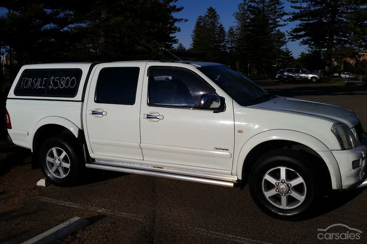 Holden Rodeo Automatic cars for sale in Australia - carsales