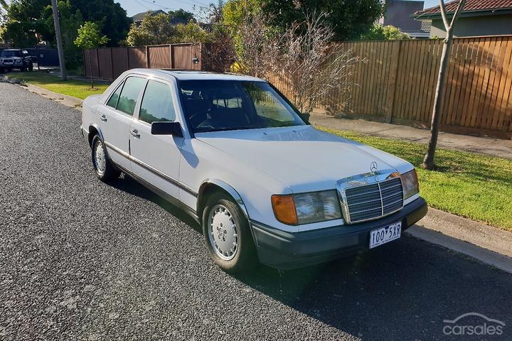 Mercedes-Benz 300D W124 Diesel cars for sale in Australia - carsales