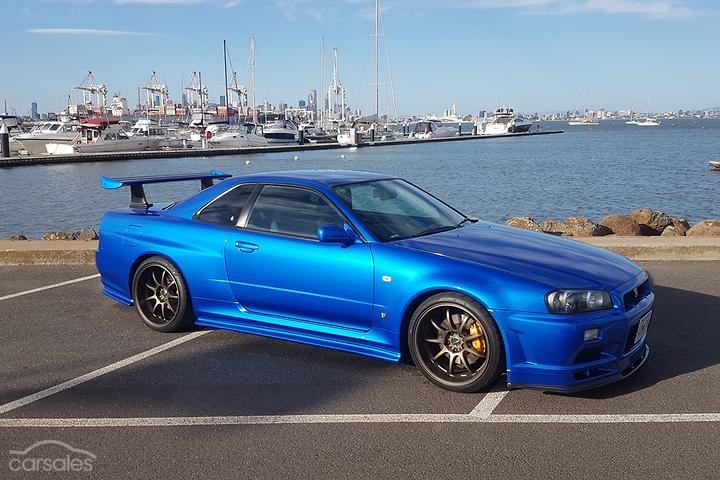 Nissan Skyline Blue Cars For Sale In Australia Carsales Com Au