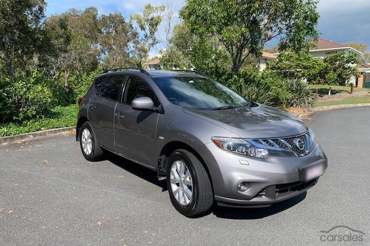 Nissan Murano Z51 Series 3 cars for sale in Australia