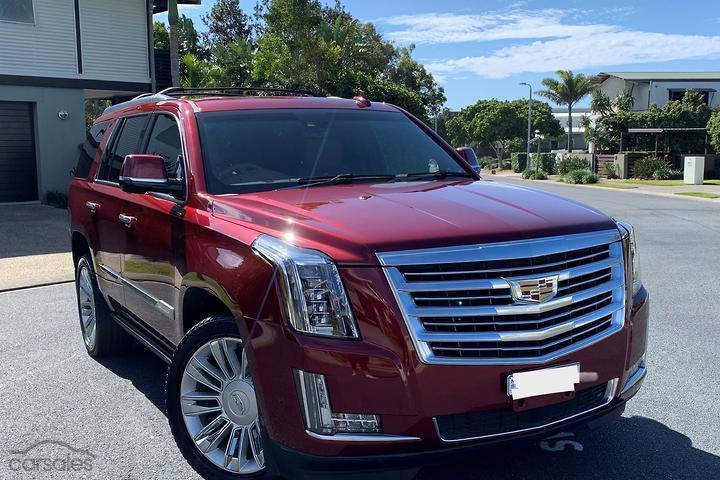 Private Cadillac Escalade Cars For Sale In Australia Carsales Com Au