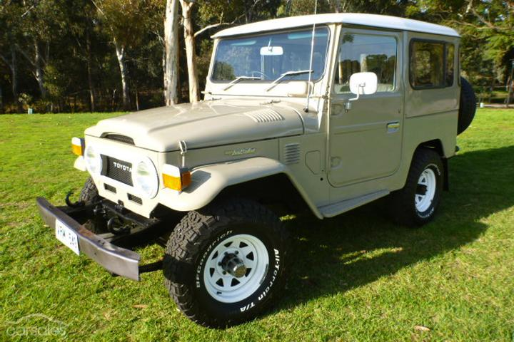 Toyota Landcruiser FJ40 cars for sale in Australia