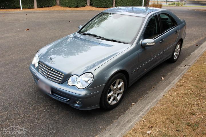 Mercedes-Benz C180 Kompressor cars for sale in Australia