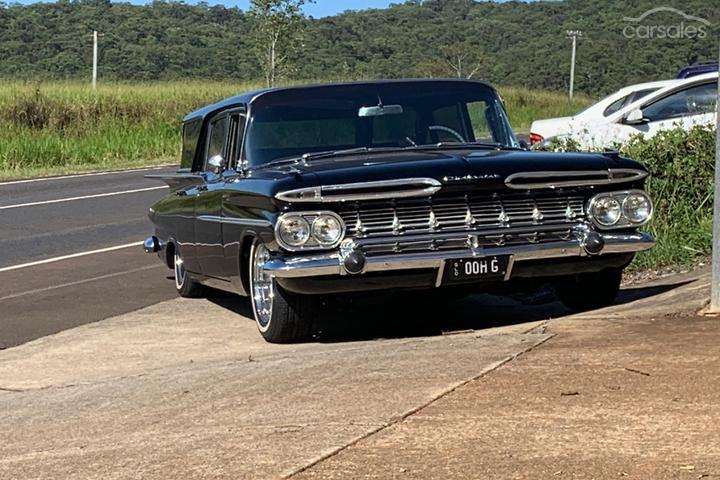 Chevrolet Impala cars for sale in Australia - carsales com au