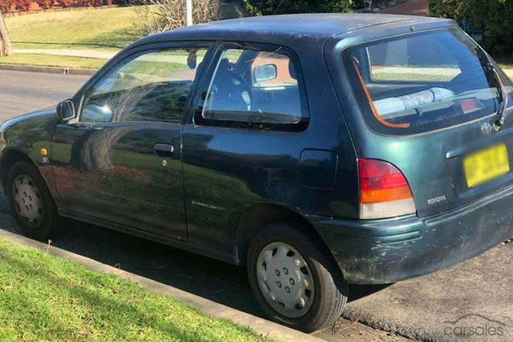 Toyota Starlet cars for sale in Australia - carsales com au