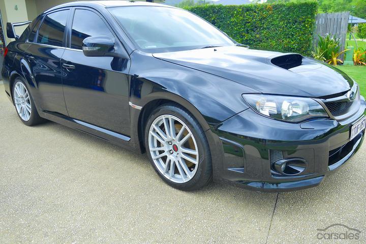 Subaru Impreza WRX STI cars for sale in Queensland - carsales com au